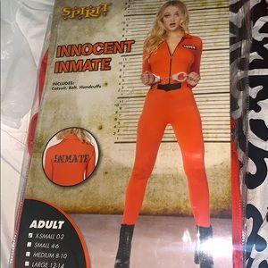 Woman's XS Halloween Costume